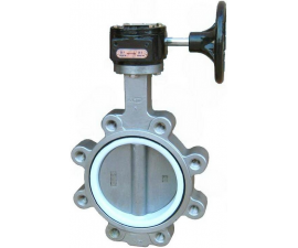 Stainless Steel Lug Type Butterfly Valve