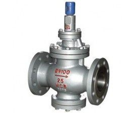 Y43H / Y piston type steam valve